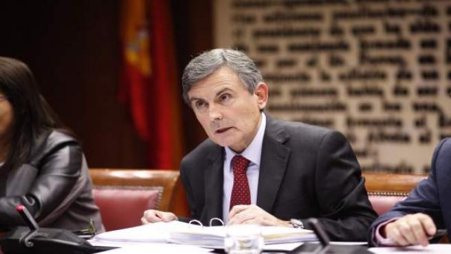 Comisión de Fomento en el Senado