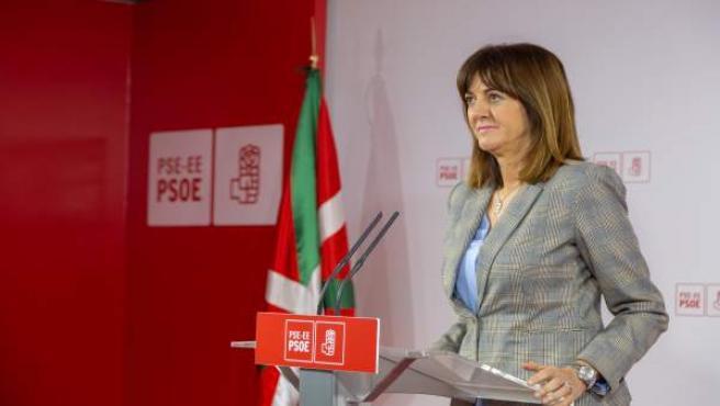 Idoia Mendia (PSE) defiende que los partidos catalanes decidan sus fórmulas