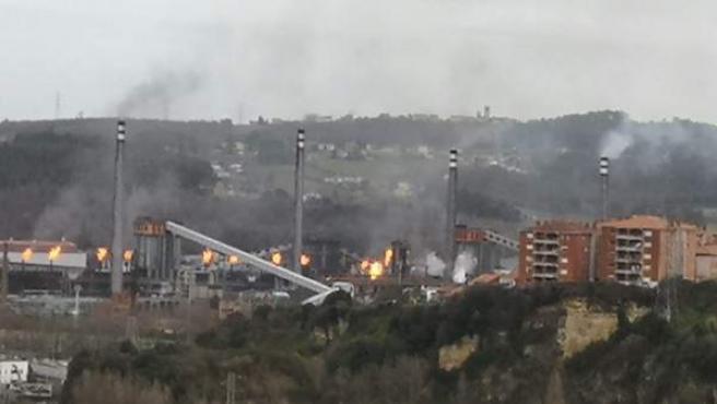 Baterías de coque en Arcelor