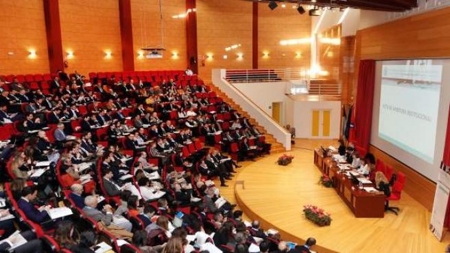 Inauguración del III Congreso Nacional de Derecho de Sociedades