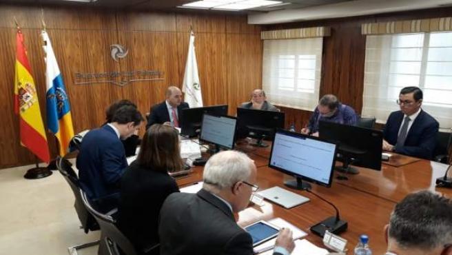 Consejo de Administración de Puertos de Las Palmas, este jueves