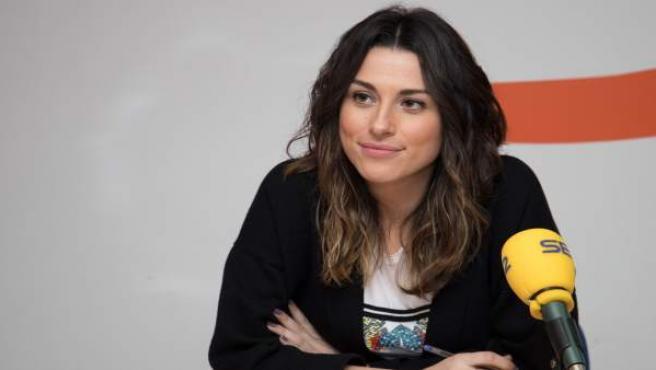 Aitana Mas anuncia candidatura per a encapçalar la llista utonómica de Compromís