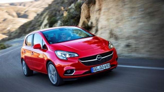 Modelo Opel Corsa.