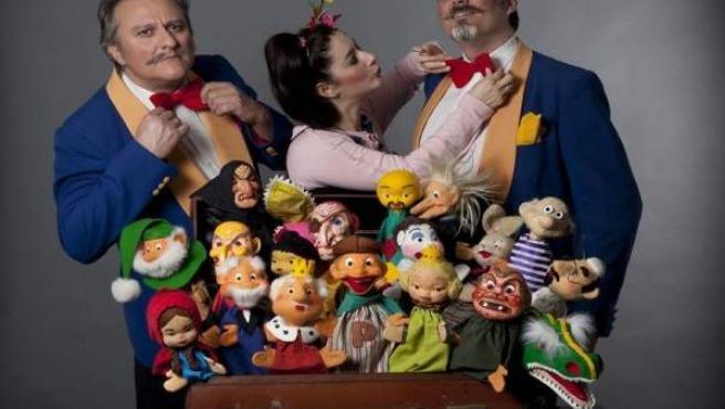 Premios M de Málaga día de Andalucía peneque el valiente marionetas 2019