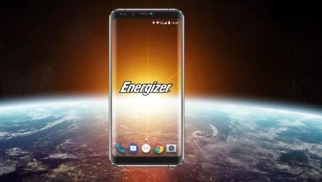 El nuevo móvil de Energizer que tiene una batería de 18.000 mAh.
