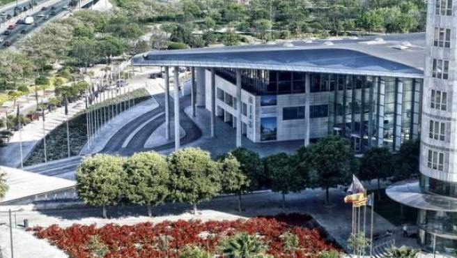 Palacio de Congresos de València