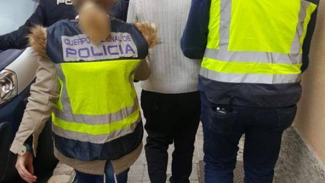 Nota De Prensa: 'La Policía Nacional Ha Detenido Al Autor De Múltiples Robos Vio