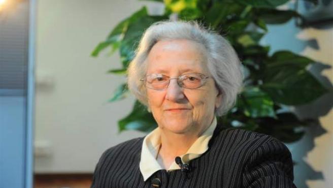 La Filóloga Menorquina Aina Moll