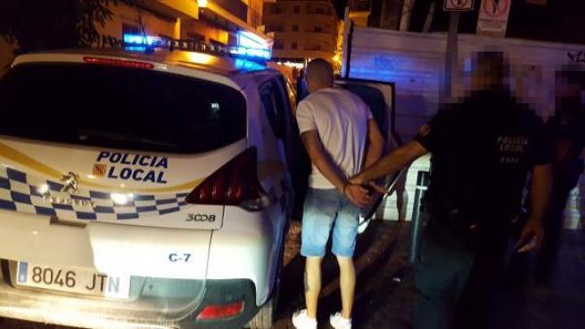 Banda de ladrones desarticulada en Sant Antoni