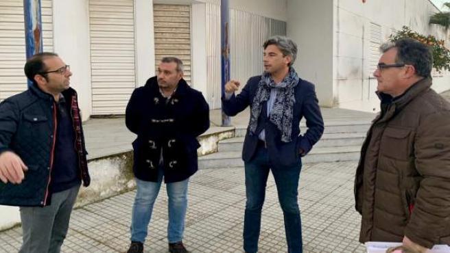 El portavoz del Partido Popular en la Diputación de Córdoba, Andrés Lorite
