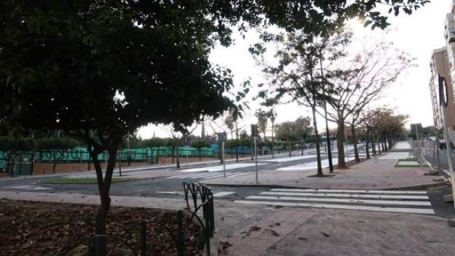 El Ayuntamiento De Málaga Informa: El Ayuntamiento Invierte En La Barriada De La