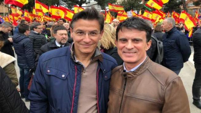 El portavoz provincial de Ciudadanos Granada y diputado en el Congreso, Luis Sal