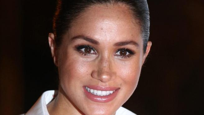 Meghan Markle, duquesa de Cambridge, en un evento el pasado febrero.