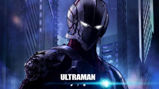 Netflix presenta el cartel de su 'Ultraman'