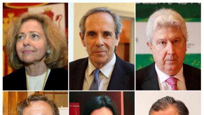 La Fiscalía, la Abogacía del Estado y Vox son las tres acusaciones que ejercen la acción penal en el juicio contra los 12 líderes soberanistas en el Tribunal Supremo.