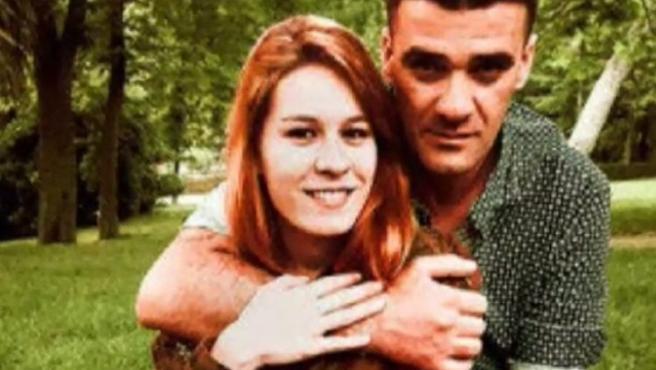 Daría y su novio Manuel M.A., en una foto publicada en una red social.