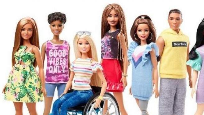 Mattel continua con su apuesta por una muñeca inclusiva.
