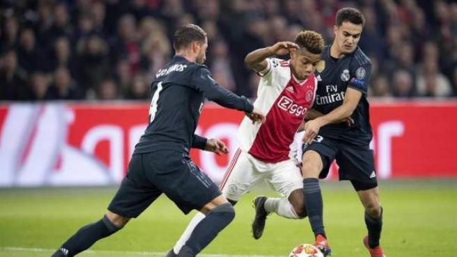 Ajax vs. Real Madrid.