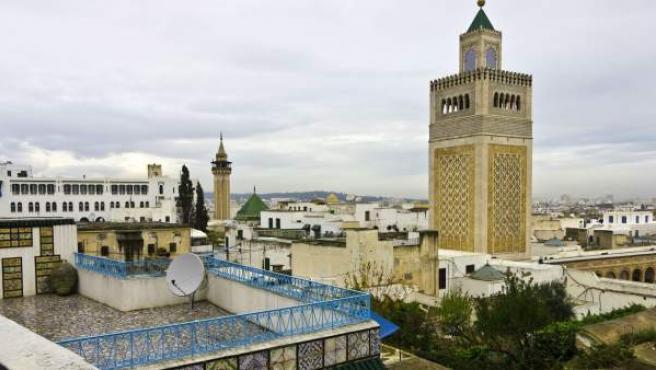 Imagen de archivo de Túnez.
