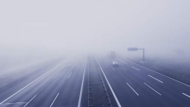 Cuando hay niebla es fundamental ver, pero también ser vistos.