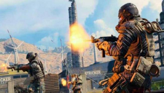 Escena del videojuego 'Call of Duty: Black Ops 4   Blackout'.