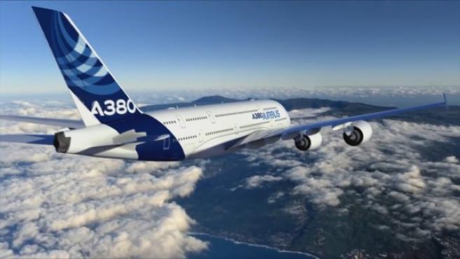 Airbus pone fin al A380 lo que afecta hasta 3.500 empleos en Europa.