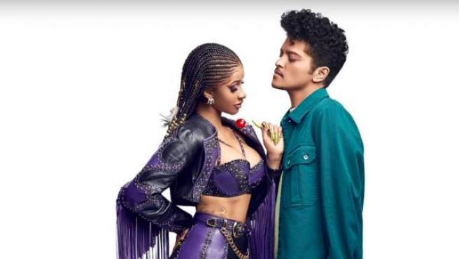 Cardi B y Bruno Mars vuelven a unirse en 'Please Me', sucesor sonoro de 'Finesse'