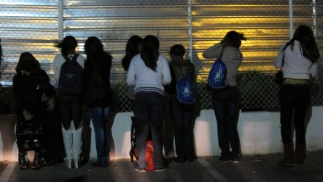 sindicatos de prostitutas aplicacion prostitutas