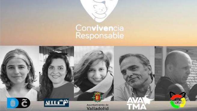 Valladolid.- Cartel Foro 'Convivencia Responsable