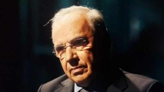 Alfonso Guerra, entrevistado en 'Salvados'.