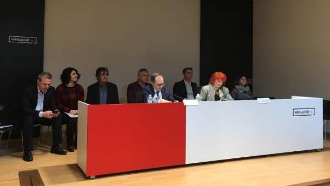 Presentación del informe semestral sobre la programación de los medios de comuni
