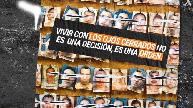 """Campaña de CEAR para denunciar """"el nulo reconocimiento de asilo"""" de las víctimas de maras."""