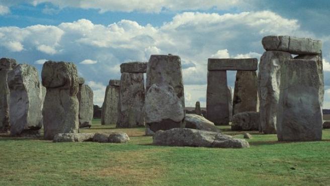Imagen del monumento megalítico de Stonehenge (Gran Bretaña).