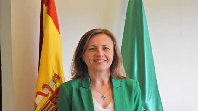 La exdelegada de Educación y candidata a la alcaldía de Huércal-Overa, Francisca
