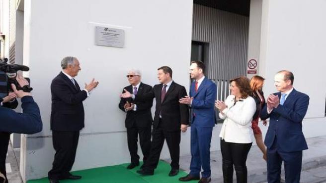 Inauguración del nuevo centro de operaciones de última generación de Montepino L