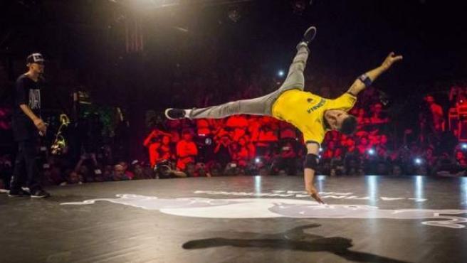 Breakdance, cuando el arte no tiene límites ni dirección.