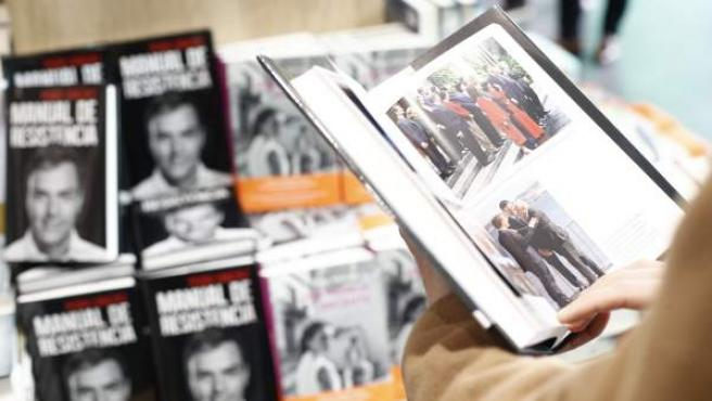 'Manual de resistencia' de Pedo Sánchez.