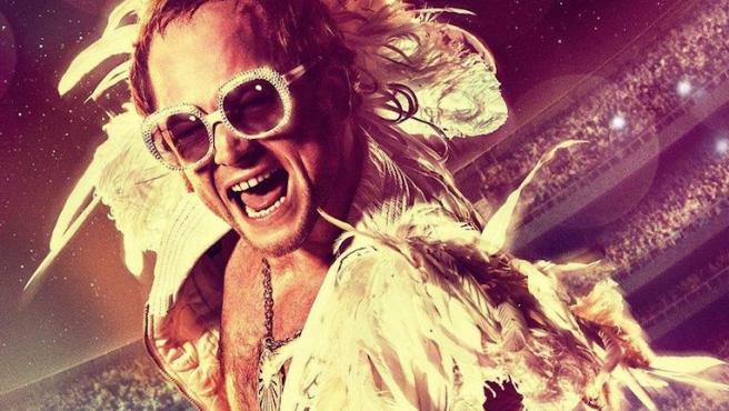 Tráiler de 'Rocketman': Taron Egerton es Elton John