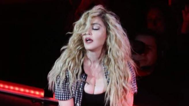 Madonna en Vancouver, Canadá, durante el 'Rebel Heart Tour'