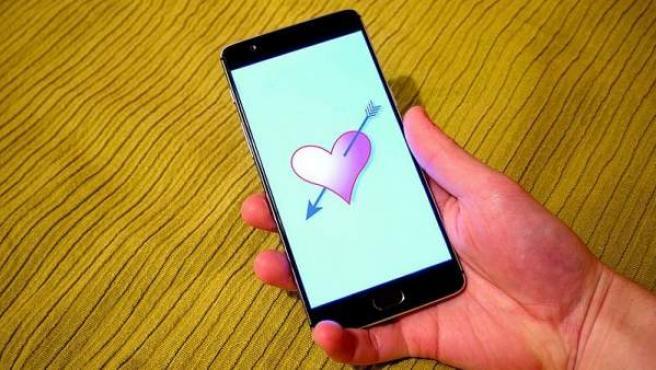 Las 'apps' de citas se han convertido en un método habitual para ligar.