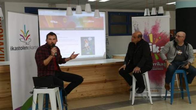 AEK y la Federación de Ikastolas presentan una unidad didáctica sobre Korrika 21