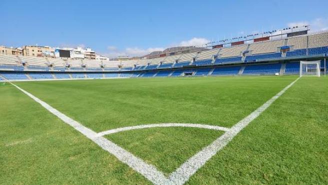Imagen de archivo del Heliodoro Rodríguez López, estadio del CD Tenerife.