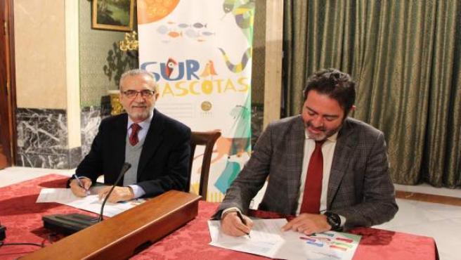 Zoosanitario y Fibes impulsan la 'adopción responsable' en SurMascotas, 'la mayo