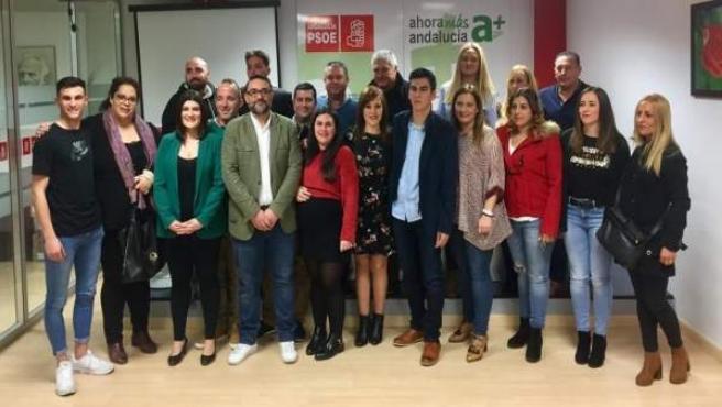 Granada.- El alcalde de Vegas del Genil, Leandro Martín (PSOE), se presentará a