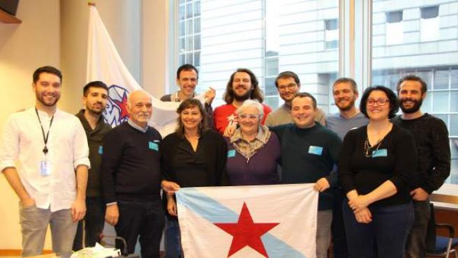 Ana Miranda (BNG) destaca 'el refuerzo de las asambleas del Bloque' en la emigra