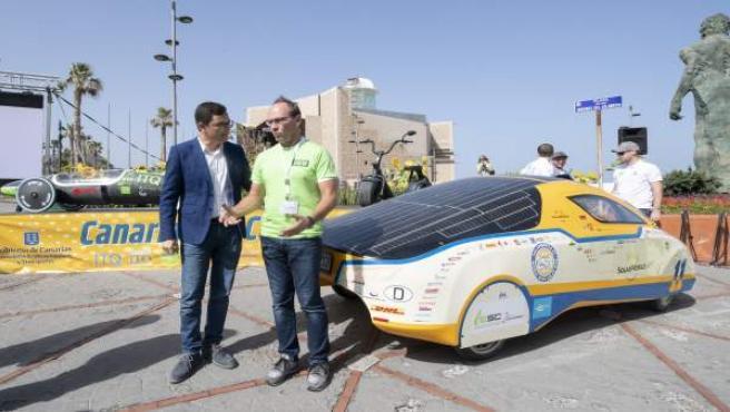 Vehículo solar