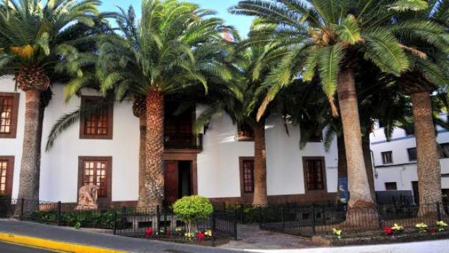 Casas Consistoriales de Agaete