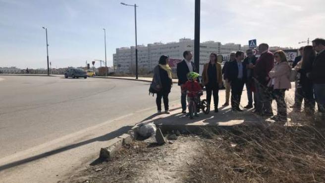 Jaén.- Millán propone habilitar en locales públicos del bulevar una sala de estu
