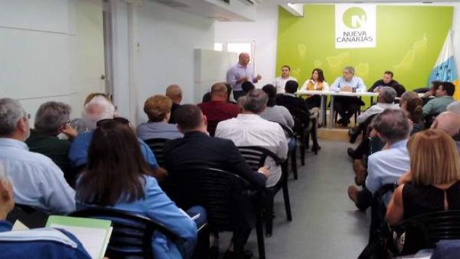 NC se presenta como el 'voto estratégico' para defender Canarias en la UE y Madr