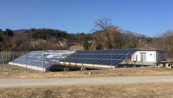 Una instalación fotovoltaica reducirá más del 60% la factura del bombeo de agua